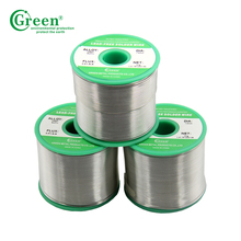 Green Sn60/Pb40 Lead Solder Tin Wire