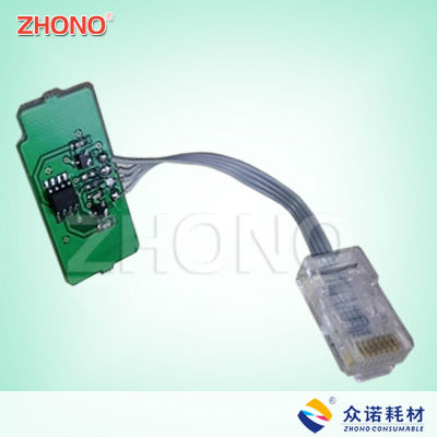Toner chip for Samsung machine SCX-6555 compatible chip