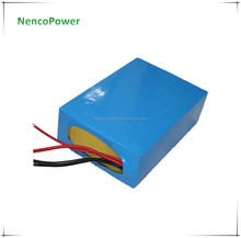 ncr 18650 7S 24V 40Ah lithium battery pack used in golf cart,energy storage system vehicles