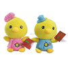 HI CE certificate wholesale toy baby chicken chinese new year soft plush chick toy