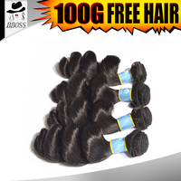 2018 New Designed 100% rainbow lady human hair factory in bangkok factory perfect black lady 100% virgin remy hair