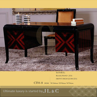 JT01-08 Desk with Solid Wood in Living Room from JL&C Furniture Latest Designs