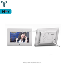 8 inch Android Wifi Capacitive Acrylic Tablet Touch Screen / Touch Screen Monitor Kiosk