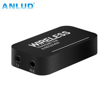 ALD65 Universal wireless stereo audio bluetooth receiver transmitter
