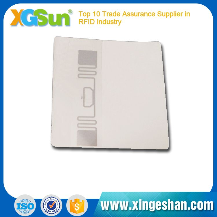 New Contactless Unique Newest Logistic Rfid Sticker Tag