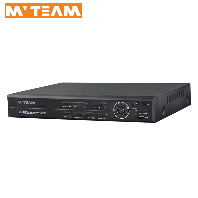 4CH NVR for CCTV Equipment, 1080P NVR For IP Camera Recording