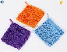 Microfiber Chenille Hand Towels Used Hotel Towels