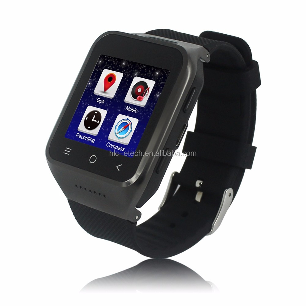 2016 android Smart Watch X01 screen dual core 512+4GB GPS 3G like pk ZGPAX S8 k8 waterproof smartwatch phone reloj inteligente