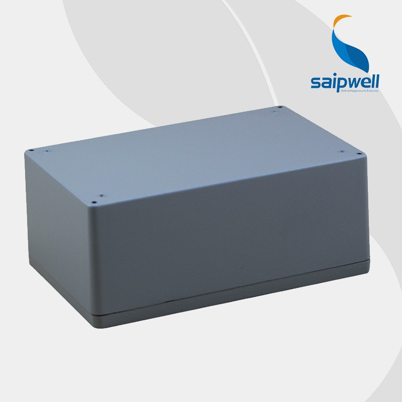 High Quality Aluminium Box Case 188*120*78mm with CE Approved