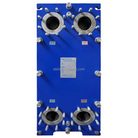 sea water gasket plate heat exchanger for sale