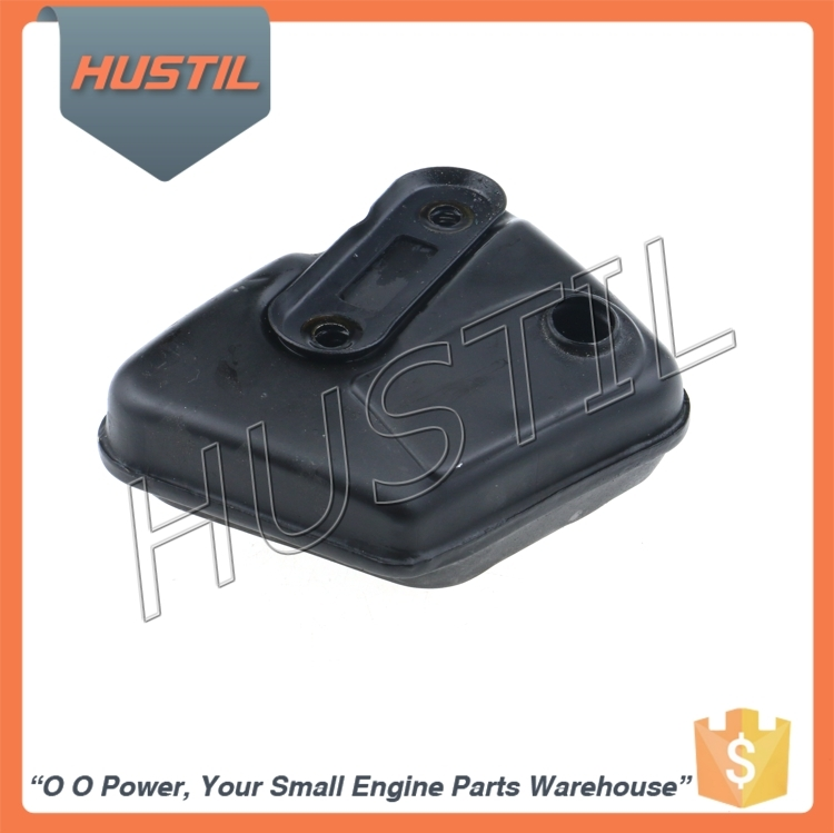 25cc hot selling chainsaw parts Piston Muffler
