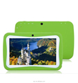 Educational android kids tablet 7 inch for children shenzhen oem manufacturer