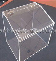 exquisite high quality acrylic golf ball display case