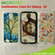 sublimation cases for samsung S4 case cover for samsung galaxy s4 i9500