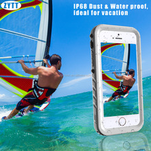 Trade Assurance TPU with IP68 certified waterproof case for iPhone 5 se