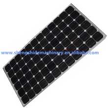 200W 250W 300W Monocrystalline flexible solar panel for home use