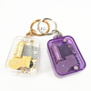 Custom Acrylic Box Music Box Mechanism Music Box Keychain