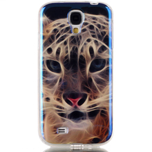 Cute IMD Technology Blu Ray TPU Soft Phone Case for Samsung Galaxy S4