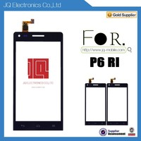 Mobile Phone Repair Parts Touch Screen Glass Panel For Huawei Ascend P6