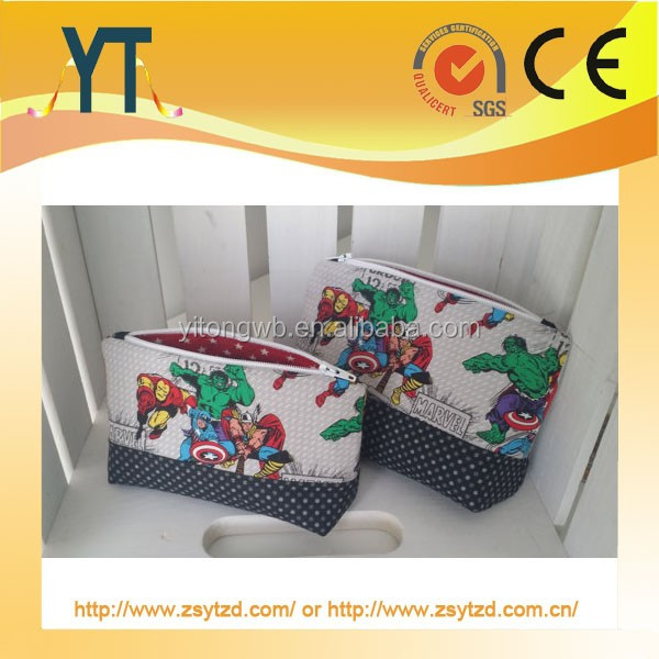 Personalized diaper Zipper Bag For Soother Coin purse pacifier pouch Newest product  care products name