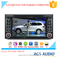 "6.2""special touch screen for SUBARU FORESTER Car radio with DVD Player GPS navigation bluetooth RDS SD"