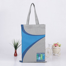 Factory price fancy water bottle pocket tote bags