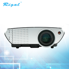 2017 Newest model 1080P HDMI beamer led projector for home use