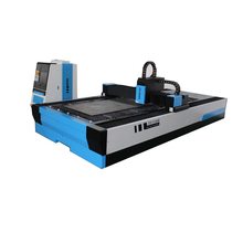 1500W metal sheet laser cutting machine with discount price
