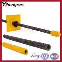 YH T30 soil stabilization self drilling rock bolt