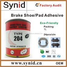 Hot selling!!! Brake lining adhesive, brake pad glue, glue for brake shoes