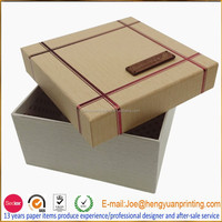 Decoration for wedding sweet box sweet cardboard packaging box CH493