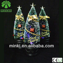USB christmas artificial tree with RGB led light