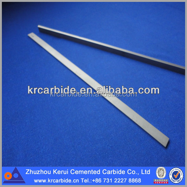 Sintered Tungsten / Cemented Carbide Strips From Original Manufacturer In China