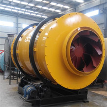 Aggregates dryer, textile sludge drying machine, mud drying equipment