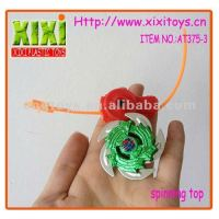 4.5Cm Cheap Mini Iron Spinning Top Super Power Beyblade Top