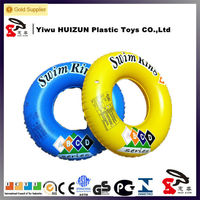 hot sales swim ring PVC inflatable donut swimming rings