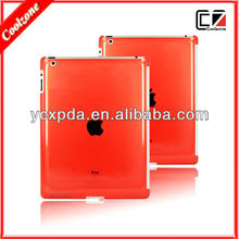 2012 super slim pc case for the new ipad smart cover for ipad3