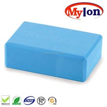 Wholesale High Density Eco-friendly EVA Soft Foam Yoga Brick