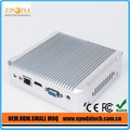2016 Newest Intel Core i3 High Quality Fanless Mini Industrial PC with LAN RJ45 VGA HD output and VESA Mount