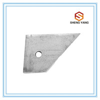 metal plate OEM bending stamping parts sonstruction machinery parts