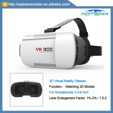 2016 New Design Watching 3D Movies Virtual Reality Glass 3D VR Box VR Glasses