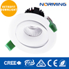 aluminum die casting led housing 9W mini led ceiling light inserts Dimmable led downlight