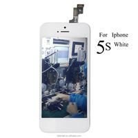 Full LCD Display Touch Digitizer Assembly Replacement lcd for iphone 5s