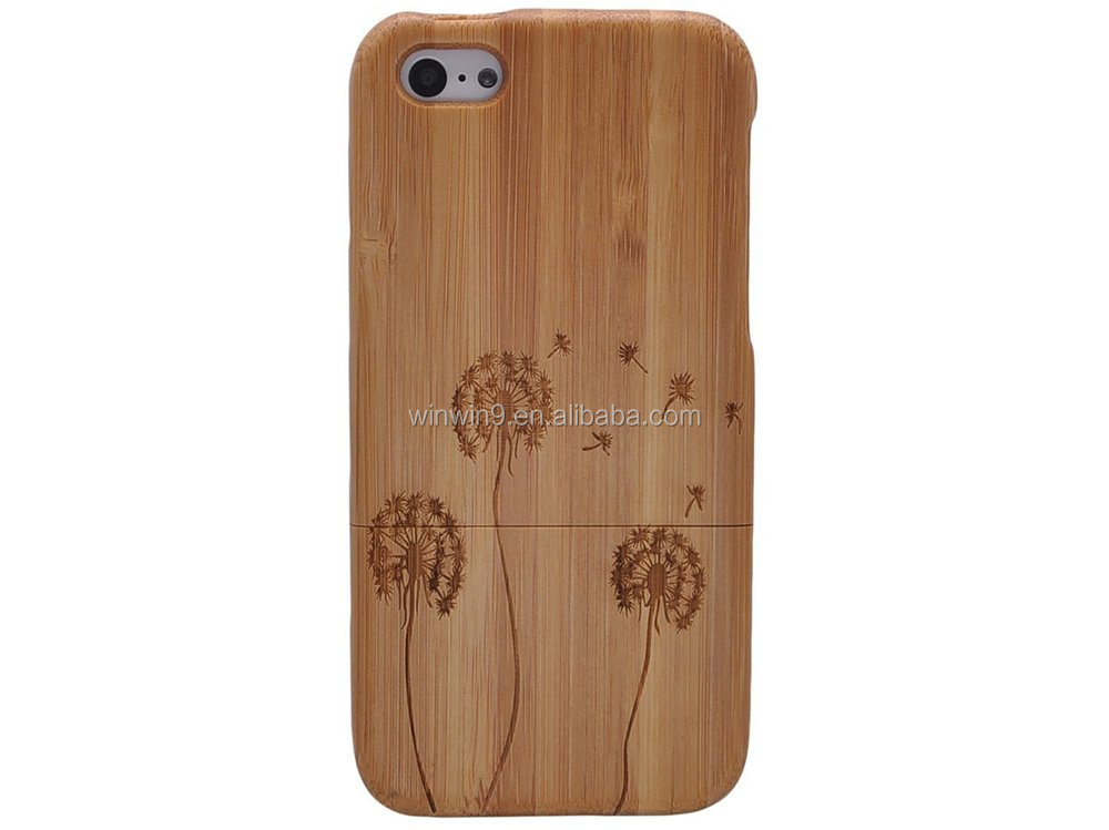 Customized Cell Phone wood Case For Iphone 5 custom printing custom phone cases
