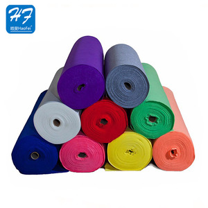Manufacture Good Quality 100%Polyester Plastic Dot Nonwoven
