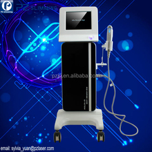 hifu high intensity focused ultrasound for wrinkle removal system / face lifting hifu machine