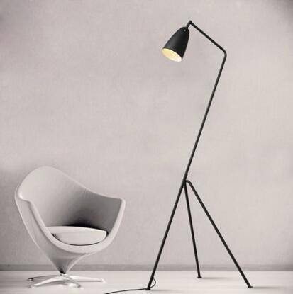 Creative bedroom living room study desk lamp Modern simplism style personality bedside floor lamps F3640