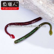 Worm soft lure bass soft lures W05B fish lure soft