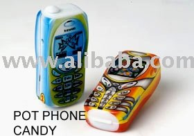 Pot Phone Candy