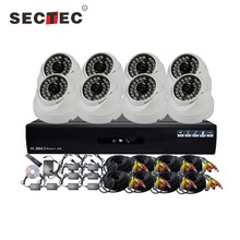 cheap High Quality AHD camera kit cctv security recording system kit